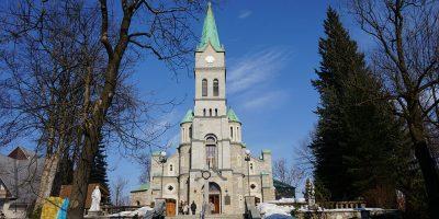 Kościoły w Zakopanem