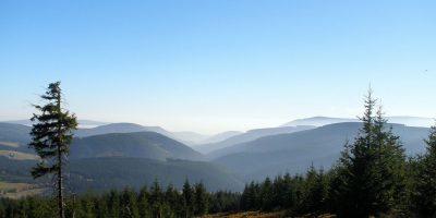 Masywy górskie w Polsce